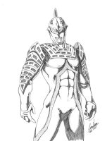 Ultraseven X by Jason-FH-Art