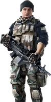 Battlefield 4 - Pac Render By Ashish913 by Ashish-Kumar