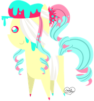 Gift: BBBFF Goo Gashes by DragonGirl983