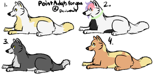 Adopts by 1horsey10