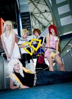 Kingdom Hearts.- Cosplay. by remismile