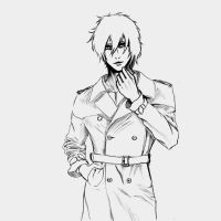 Uncolored Blood by RoyalPaladin