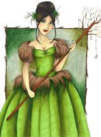 Forest Queen by Audriana