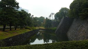 Imperial Palace Wall 3 by thecomingwinter