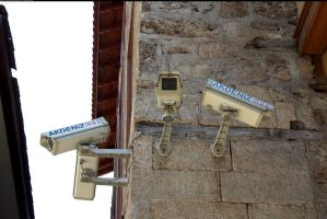 Surveillance cameras by enframed