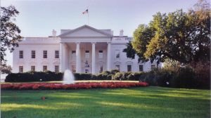 The White House by Breyer-Stock