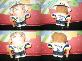 Thomas Vanek by LeraDraco69