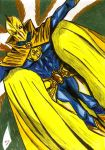 Daily DCU Day 159: Doctor Fate by Marcus-Pechan