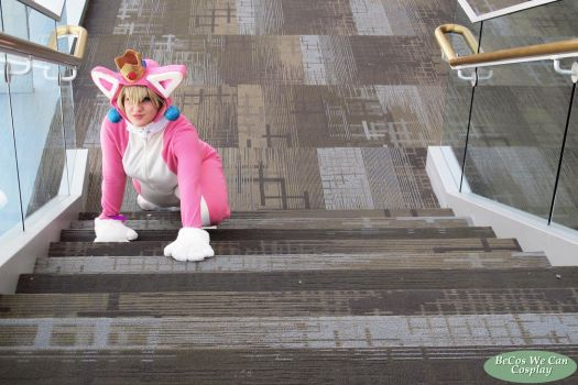 Climb Like a Cat 'Planet Comicon 2016' by BeCos-We-Can-Cosplay