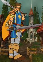 WoW Toon - Nathann by Doom-Tanker