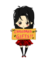 CHRISTMAS GIFTS NOW OPEN! by Kavilene