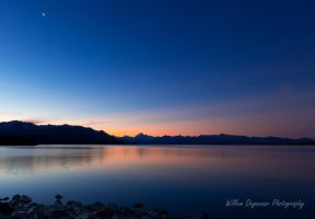 Mount Cook Sunset by Degies