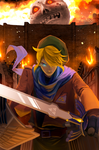 Attack on Hyrule by GenIshihara
