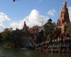 Thunder Mountain by BlaclyStuff