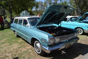 1963 Chevrolet Bel-Air Station Wagon VII by Brooklyn47