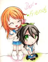 Best Friends Request by WoWxSaBaW