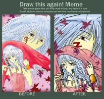 Draw This Again! Meme - Jewels by Nechan8