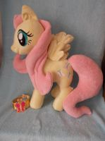 My Little Pony Fluttershy by CINNAMON-STITCH