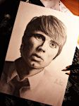 Alex Kapranos by jennykehl