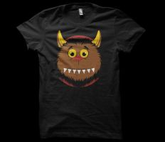 Wild Thing T-shirt Design by alsnow
