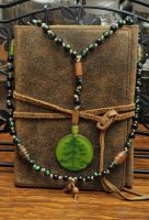 Earth Path Pagan Rosary by Lindowyn