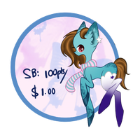 MLP Adopt #1 Auction [Closed] by Bluepanda-adopts