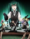 Vocaloid: Tokyo Cyber Detectives by klinanime