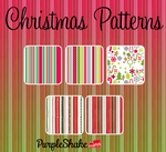 HoHoHo | Patterns PHOTOSHOP | PurpleShake by PurpleShake
