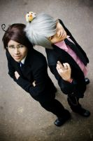 APH: Oil And Water by Kagami-Shiro