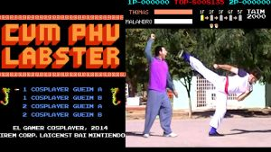 Nes Kung Fu - LIVE ACTION by MartiEscageda