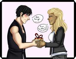 My Gift....To....You.... (B-Day Present) by Crimson-Agony