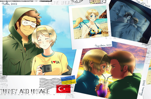 APH: Free time together by Kay-I