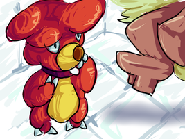 Magby Vs by iamtreXD