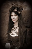 Steampunk at Tutbury Castle by masimage