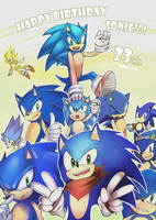 23/06 [SONIC] by LeonS-7