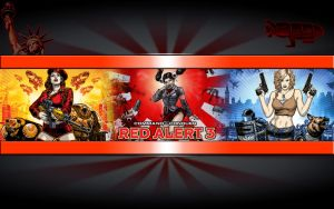 Red Alert 3 Commandos by aido727