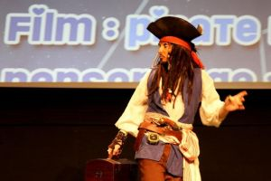 Me as Captain Jack Sparrow by Ufotinik