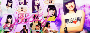JESSIE J FB COVER by NiklausAysegulSS