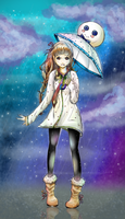 Rini by Rosuuri in the style of FenHung by FenHung