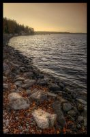 On the shores of Lake ... by 1krtecek