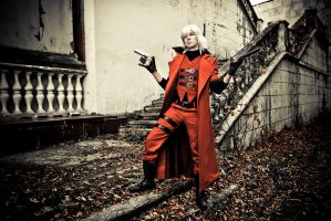 Devil May Cry -1 (DMC) Dante 5 by IcyIrena