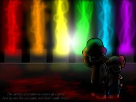 In the Rainbow Factory... by BabyAbbieStar