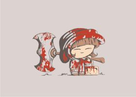 little red riding hood by tolagunestro