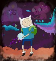 Trouble in Lumpy Space by pancuesito