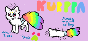 Kurppa Ref / OUT-DATED by Phewmonster