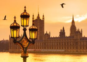 Golden Sunset by AlexGutkin