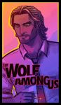 Bigby - The Wolf Among Us by lux-rocha