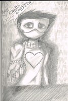 Zacharie by ThrowingShadows