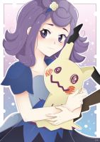 Acerola - Pokemon Sun/Moon by Eni-Art