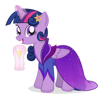 Sparkles in twilight by negasun